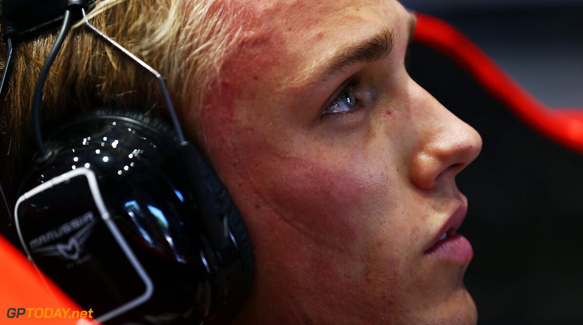 """Max Chilton: """"De Formule 1 is niet echt een sport"""""""