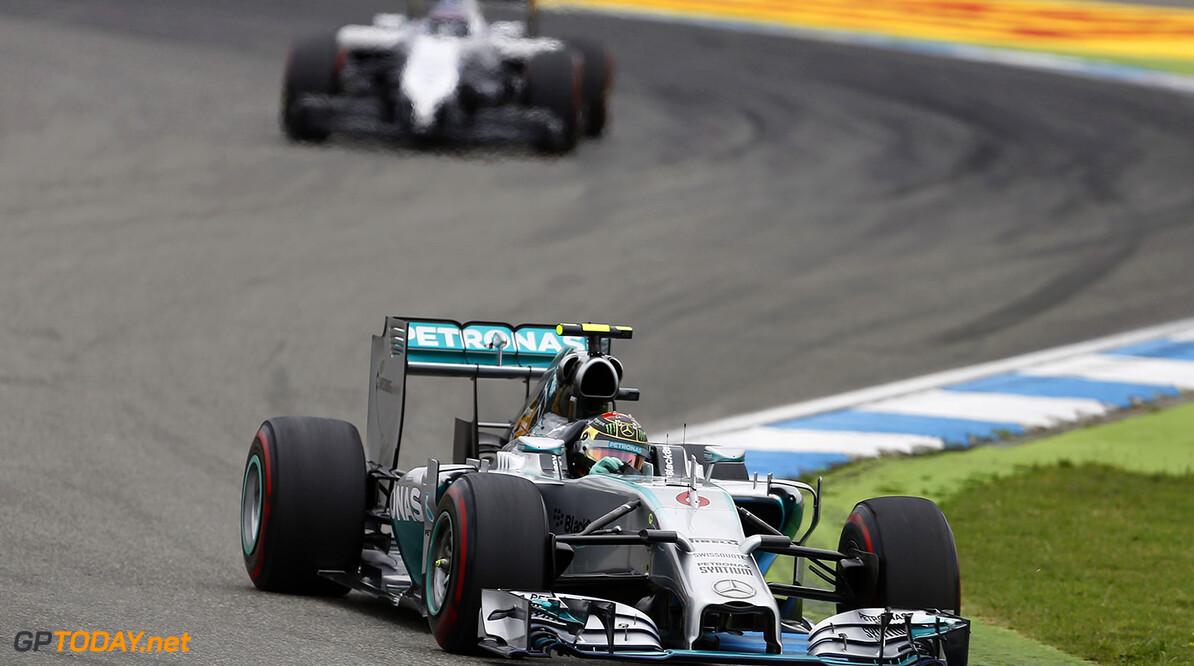 """Mercedes: """"Dubbele punten voor seizoensfinale oneerlijk"""""""