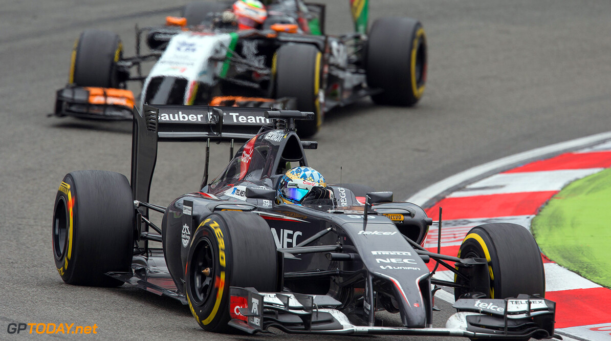 Hungary 2014 preview quotes: Sauber