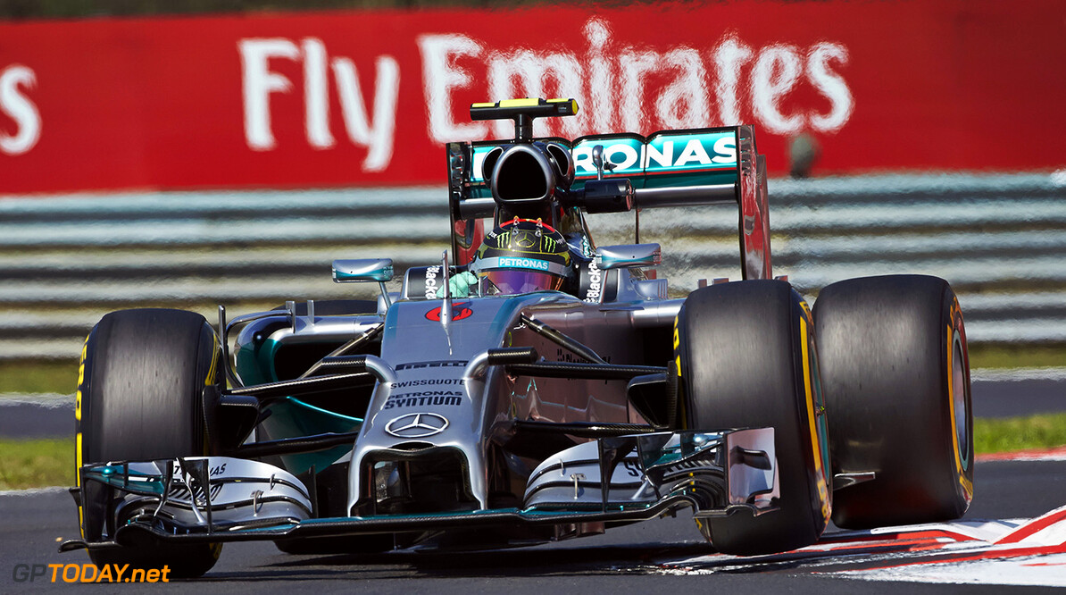 2014 Hungarian Grand Prix - Qualifying Report: Rosberg on pole, Hamilton suffers more reliability woes