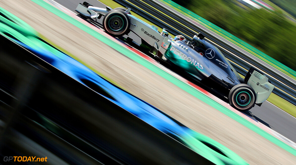 Belgium 2014 preview quotes: Mercedes