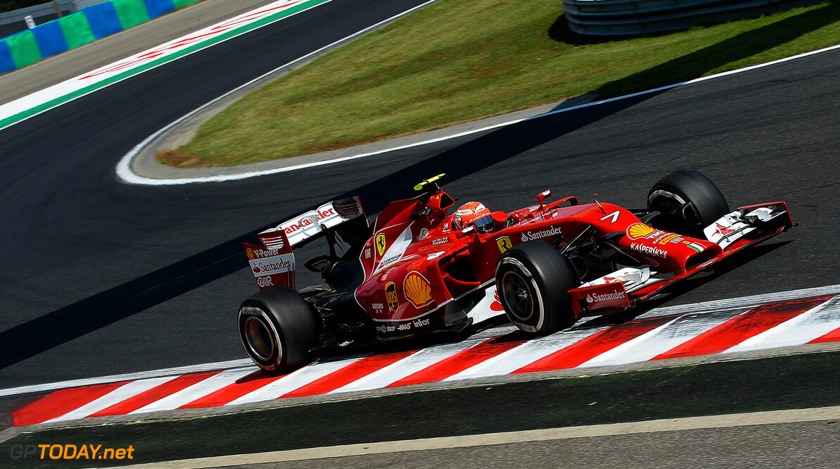 'Magic paint' to give Ferrari 20 horse power boost