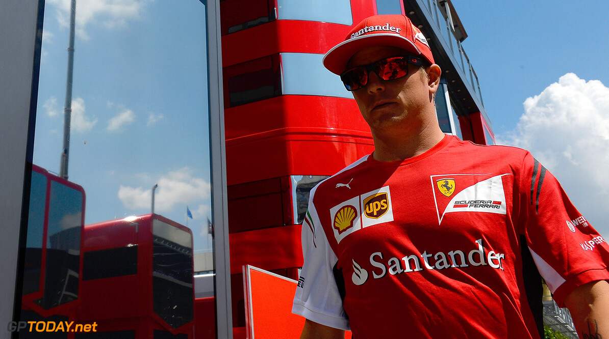 'Disappointed' Raikkonen eyes better Ferrari for 2015