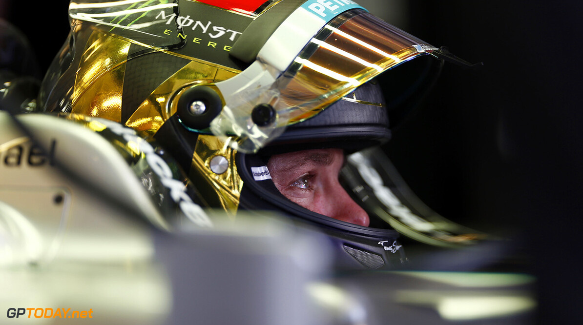 """Rosberg in the hunt for the titel: """"I am a hunter"""""""