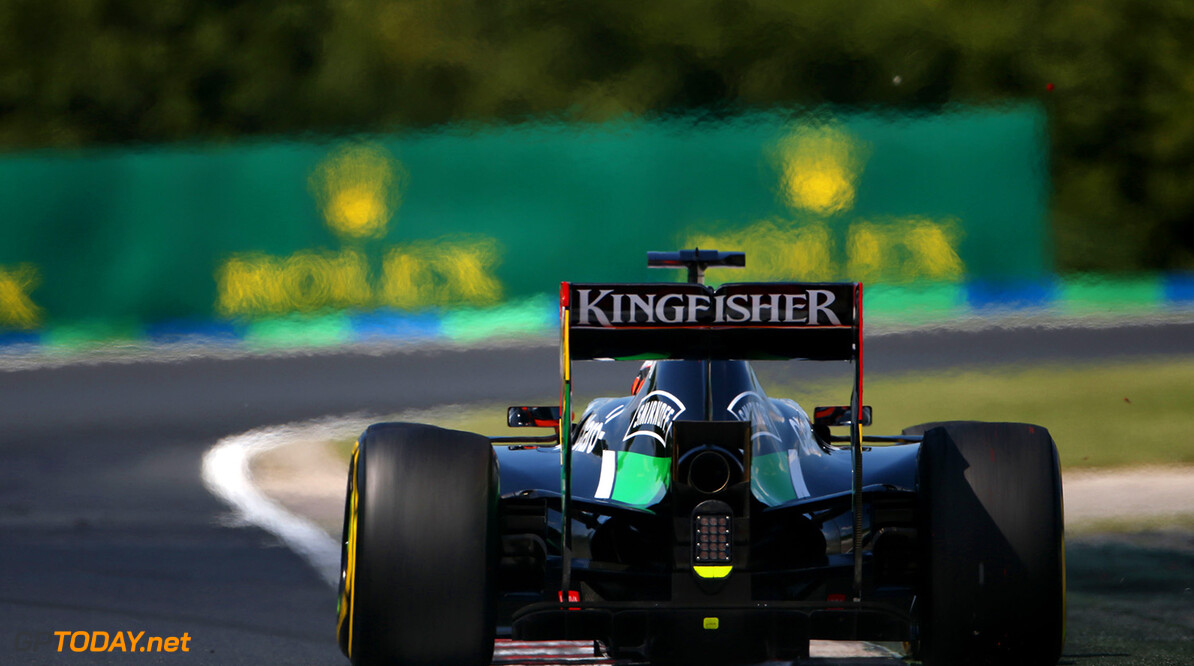 Force India 'removed neck from the noose' by paying Mercedes