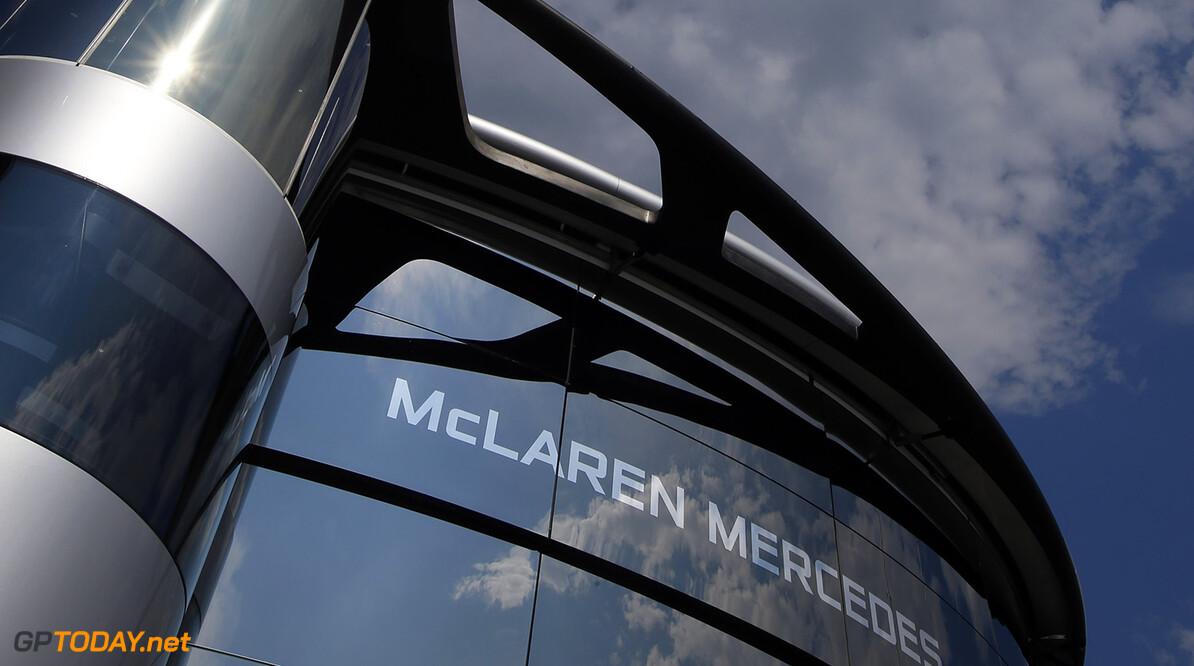 Peter Prodromou starts work back at McLaren