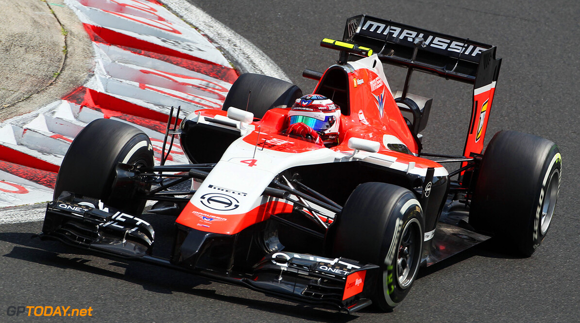 Cash injection required for Marussia to travel to Austin