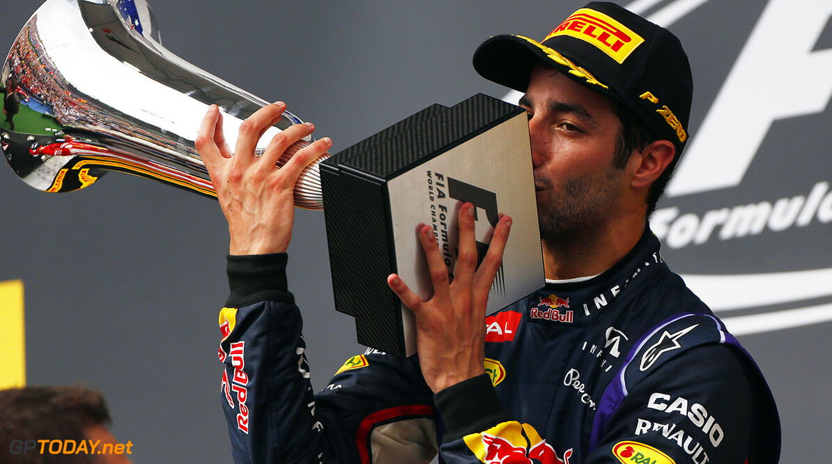 Thieves steal 60 Red Bull Racing trophies
