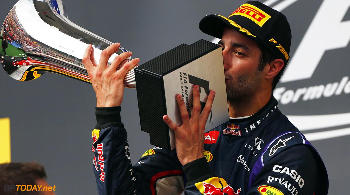 Deel van gestolen trofeeën Red Bull teruggevonden