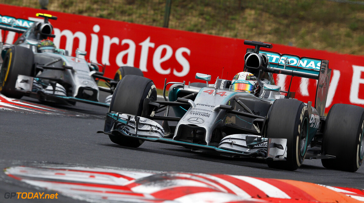 Mercedes drivers agree to obey team orders in future