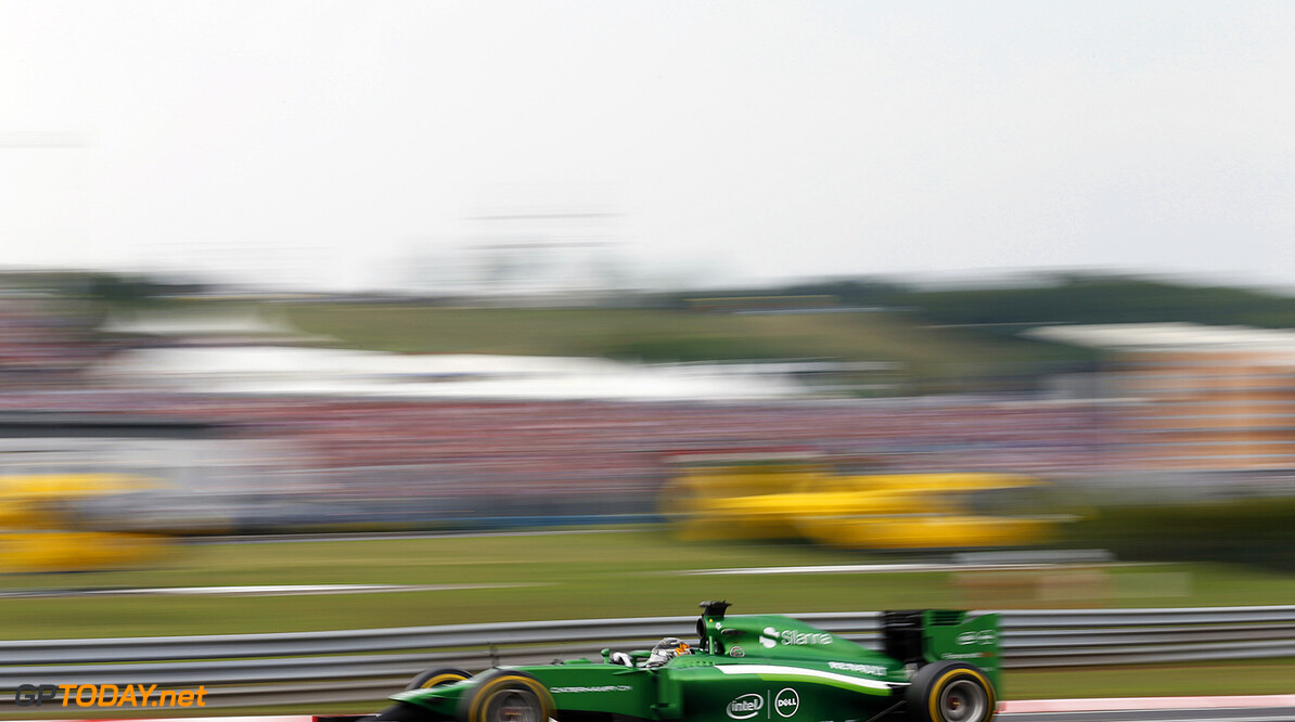 Caterham hits back with own legal action against sacked staff