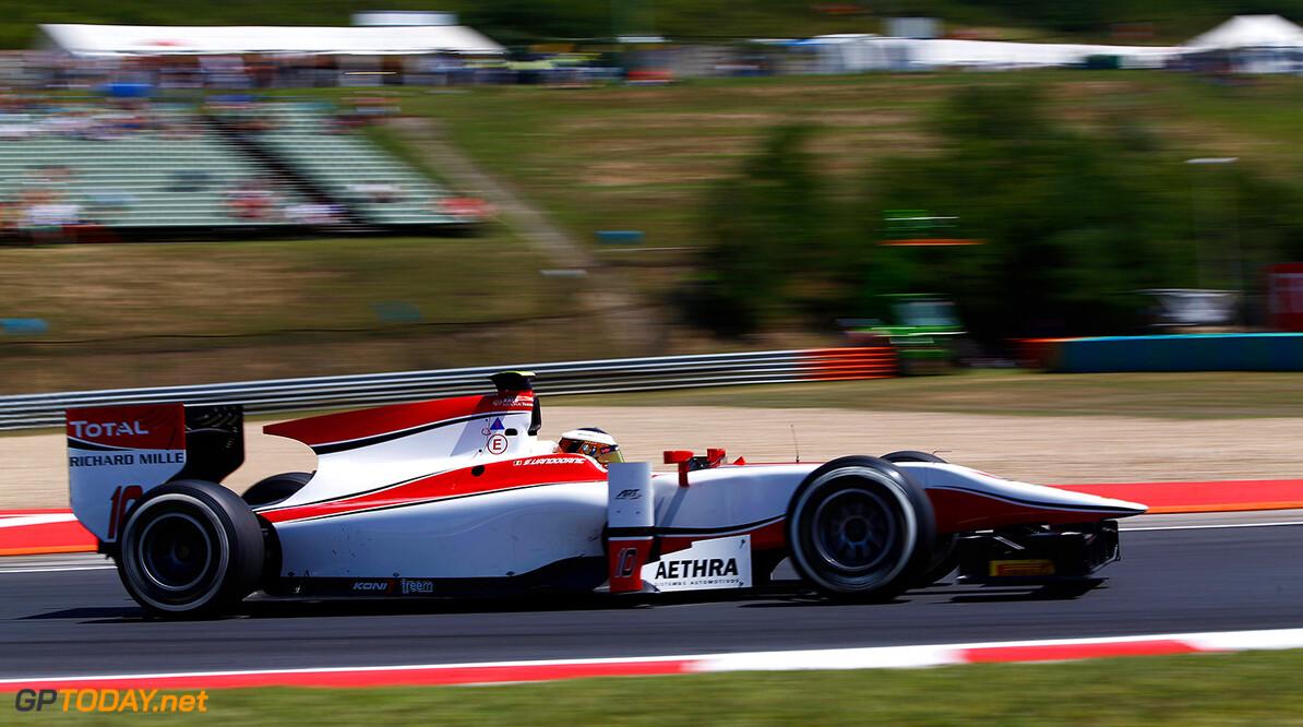 2014 GP2 Series Round 7. Hungaroring, Budapest, Hungary. Friday 25 July 2014. Stoffel Vandoorne (BEL, ART Grand Prix)  Photo: Sam Bloxham/GP2 Series Media Service. ref: Digital Image _SBL4856  Sam Bloxham    Practice