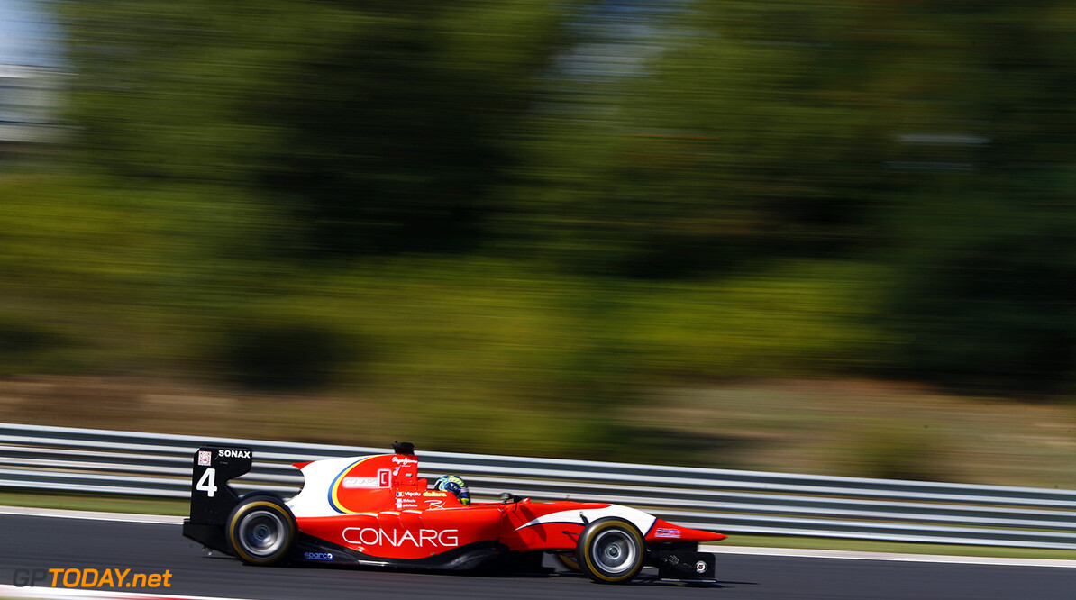 2014 GP3 Series Round 5.