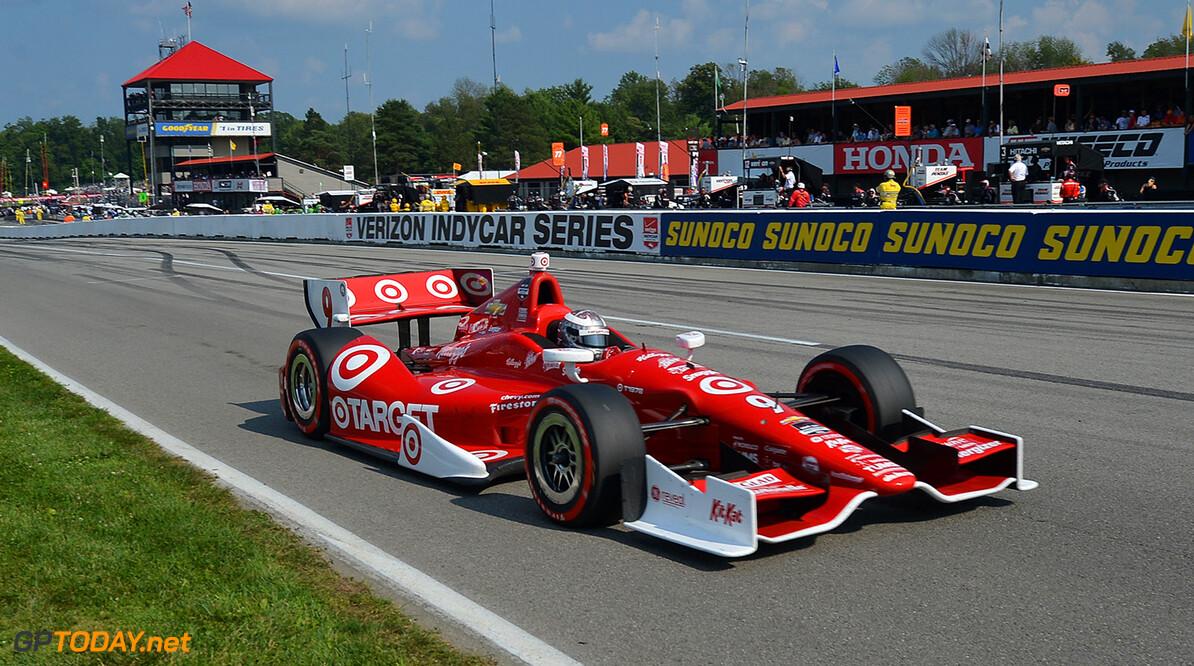 Chip Ganassi Racing verlengt contract Dixon