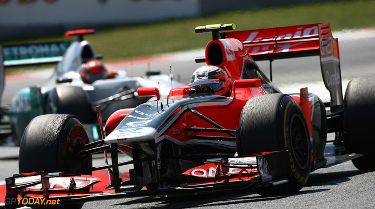 """Virgin Racing: """"We hebben de Formule 1 enorm onderschat"""""""