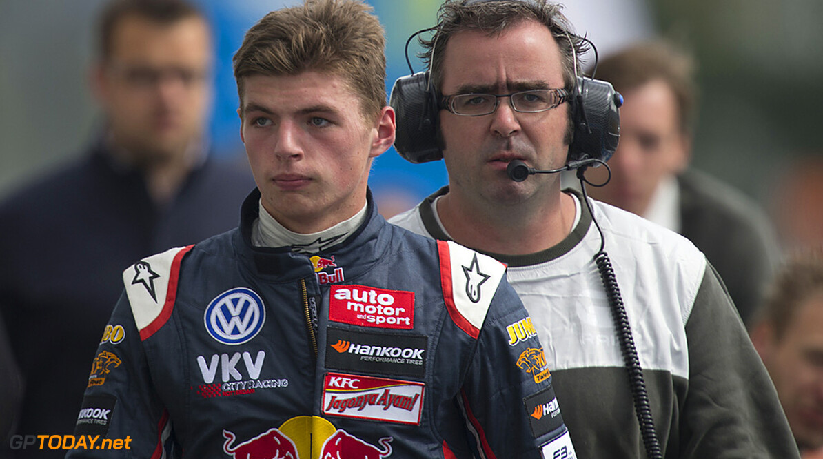 Current F1 drivers back teen rookie Max Verstappen