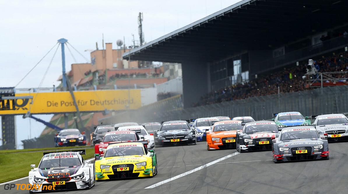 www.hoch-zwei.net Motorsports / DTM 7. race Nuerburgring,  Start #23 Marco Wittmann (GER, BMW Team RMG, BMW M4 DTM),  Motorsports / DTM 7. race Nuerburgring HOCH ZWEI Nuerburg Germany  Partner01 Partner03