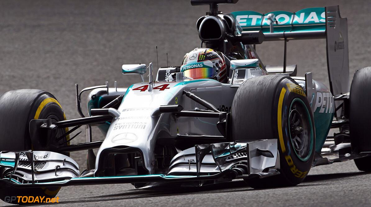 Hamilton vreest wraak van Rosberg na controverse in Hongarije