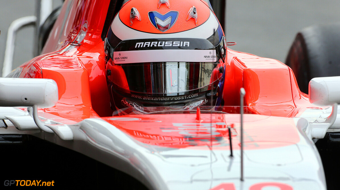 Rossi on standby as Marussia ponders plans for Sochi