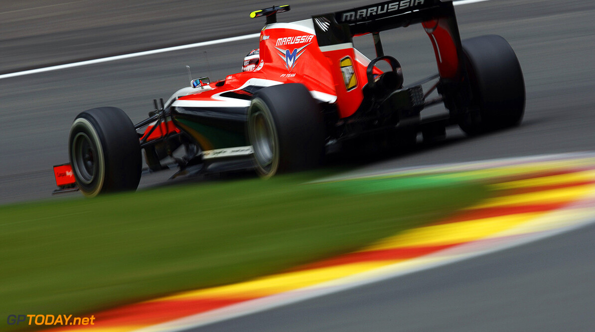 Formula One World Championship Max Chilton (GBR) Marussia F1 Team MR03.
