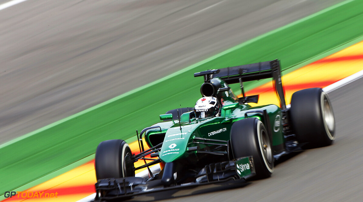 2014 Formula One Belgian Grand Prix, Circuit de Spa-Francorchamps, Francorchamps, Stavelot, Belgium. 21st -24th August 2014 