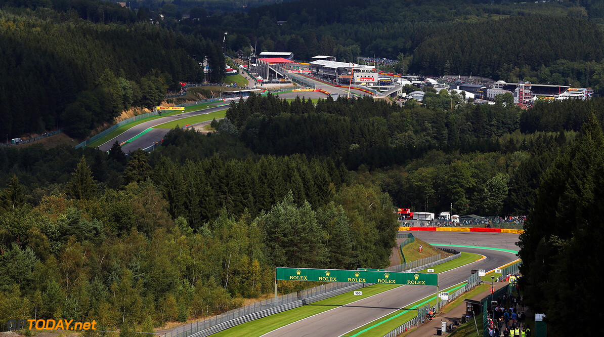Promoter Belgian GP happy with present and future