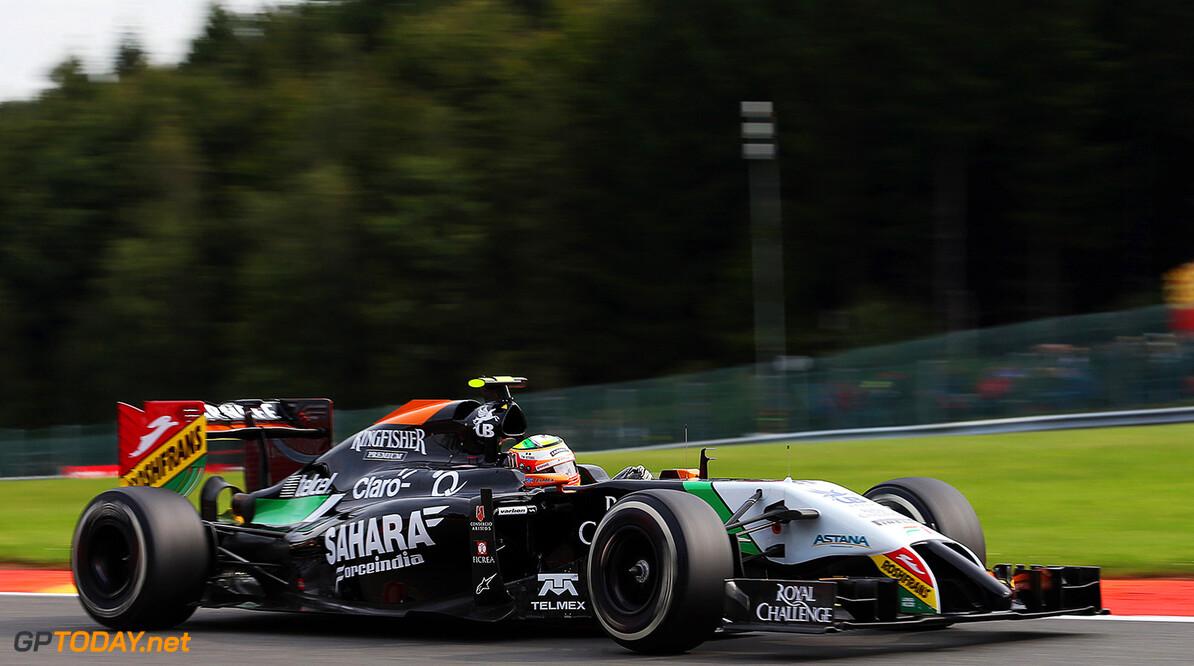 Force India opent in 2015 de jacht op Williams