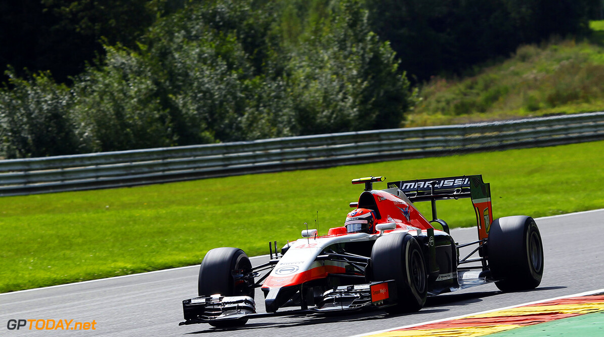 Formula One World Championship Alexander Rossi (USA) Marussia F1 Team MR03 Reserve Driver.