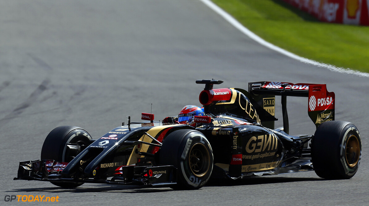 Spa-Francorchamps, Spa, Belgium.