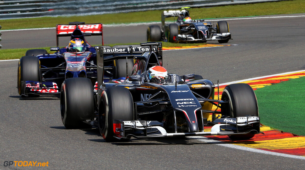 Italy 2014 preview quotes: Sauber