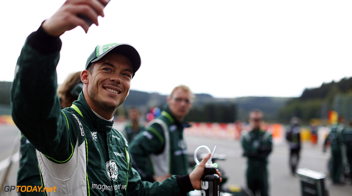 Lotterer keeps in touch with Caterham for more races