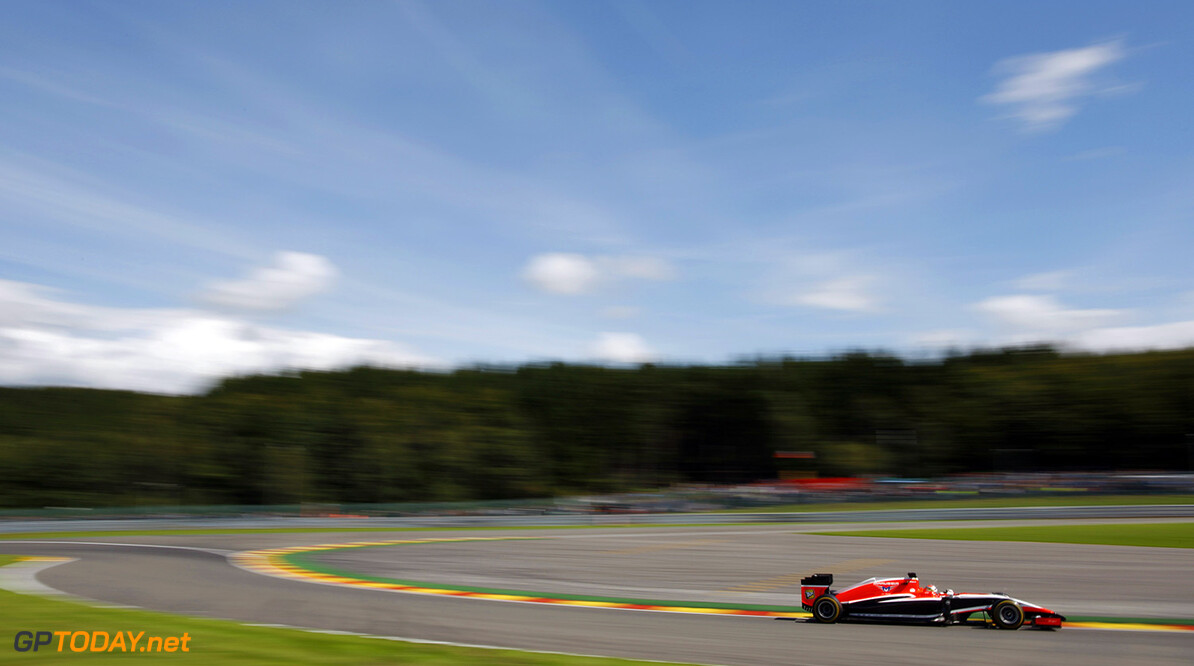 Formula One World Championship Jules Bianchi (FRA) Marussia F1 Team MR03.