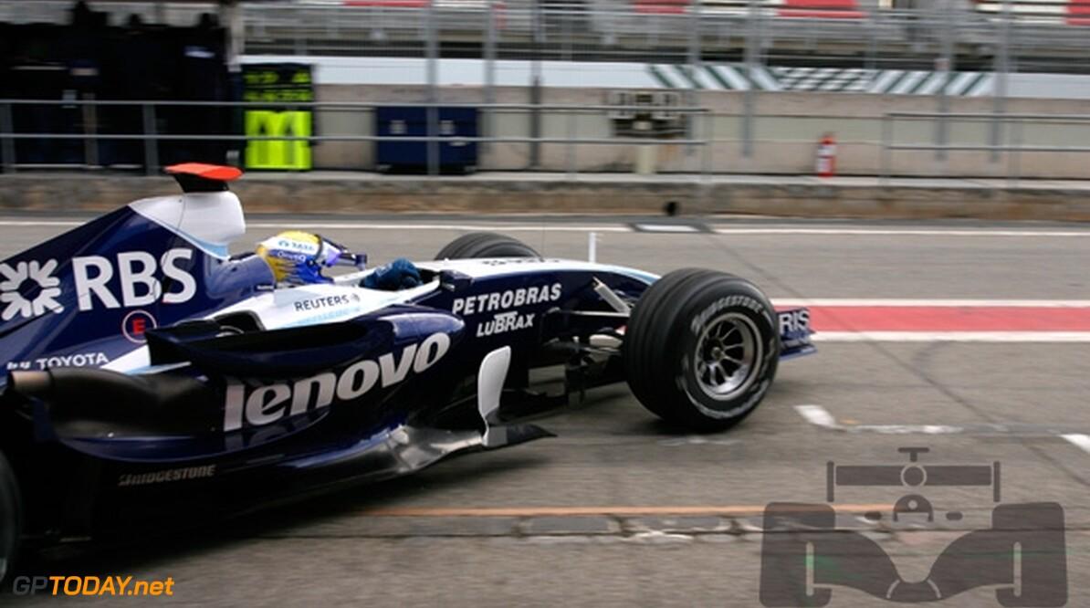 Nico Rosberg blijft vooralsnog bij Williams