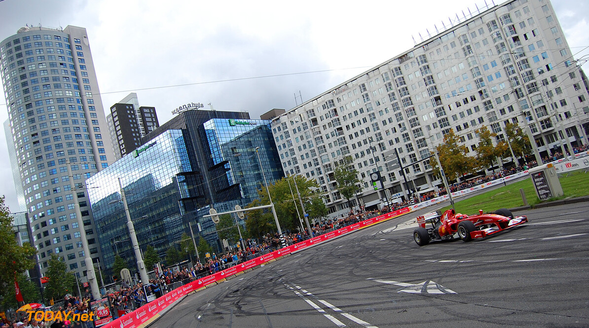Rotterdam wijst subsidieaanvraag van City Racing af