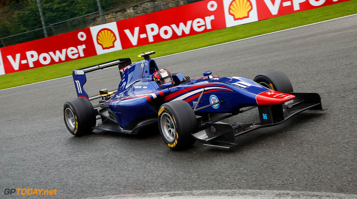 2014 GP3 Series Round 6.