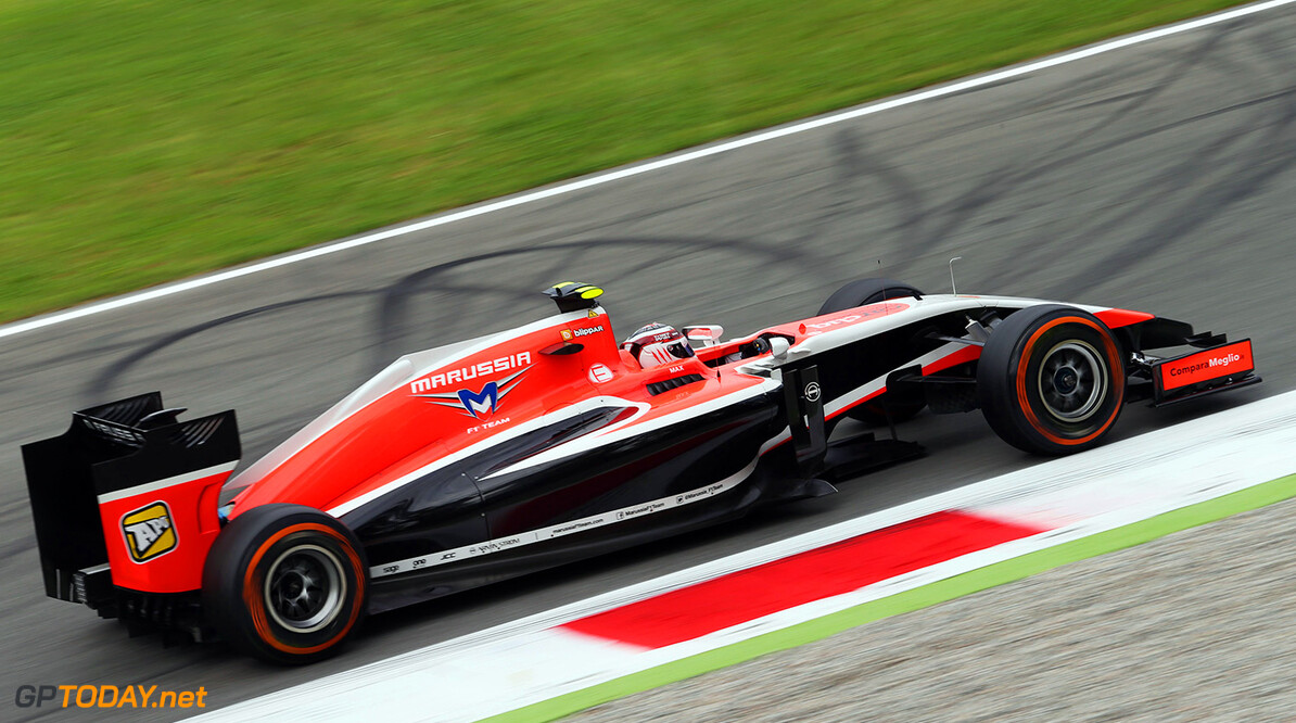 Marussia considered sitting out Sochi altogether