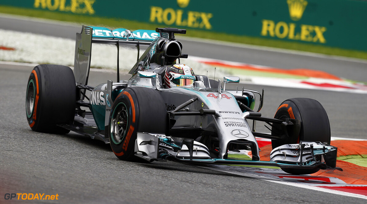 Hamilton pakt dominante pole op Monza