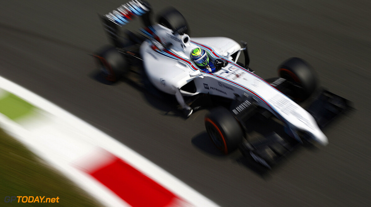 Williams still moving up the grid despite £21m loss