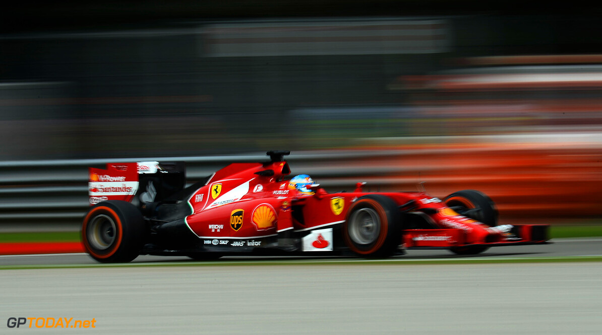 Marchionne confirms 'issue' with Ferrari driver lineup
