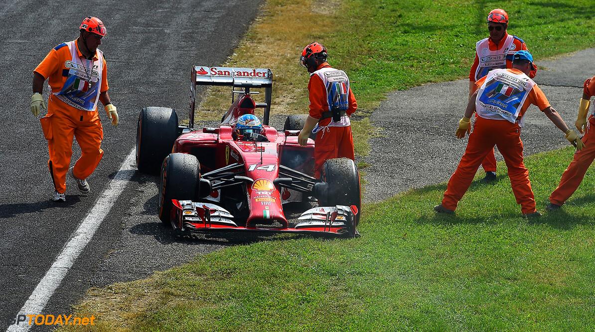 "Alonso: ""Montezemolo exit changes nothing"""