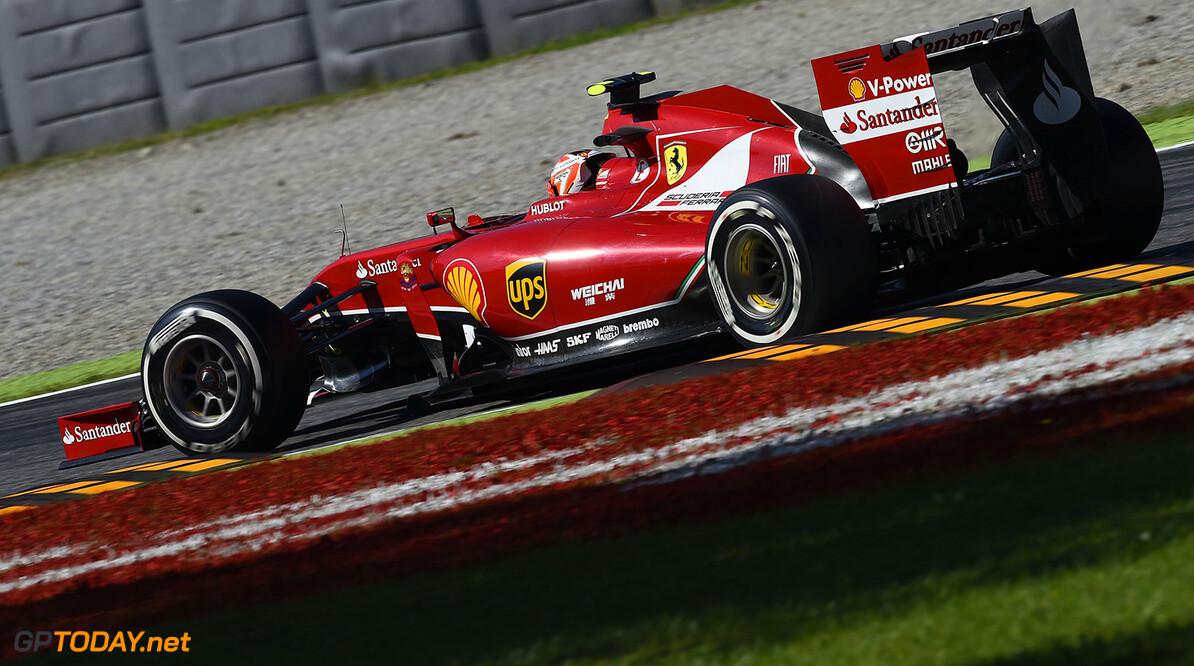 Marchionne concerned about Ferrari's 2015 project