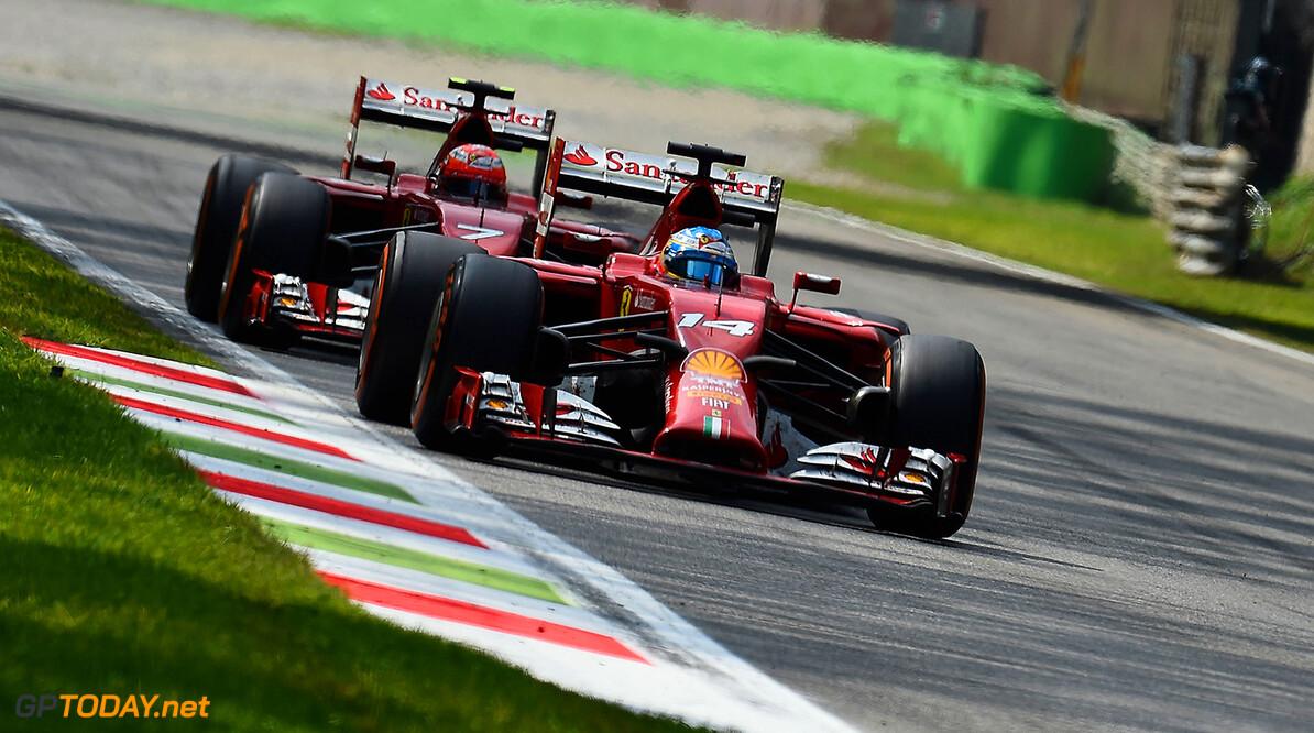 """Raikkonen: """"Veel oorzaken voor verschil met Alonso"""""""