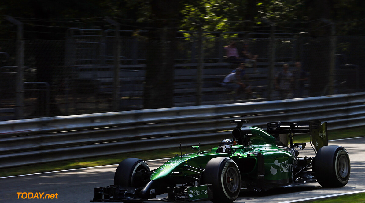 Andrea Caldarelli candidate to race for Caterham in Japan