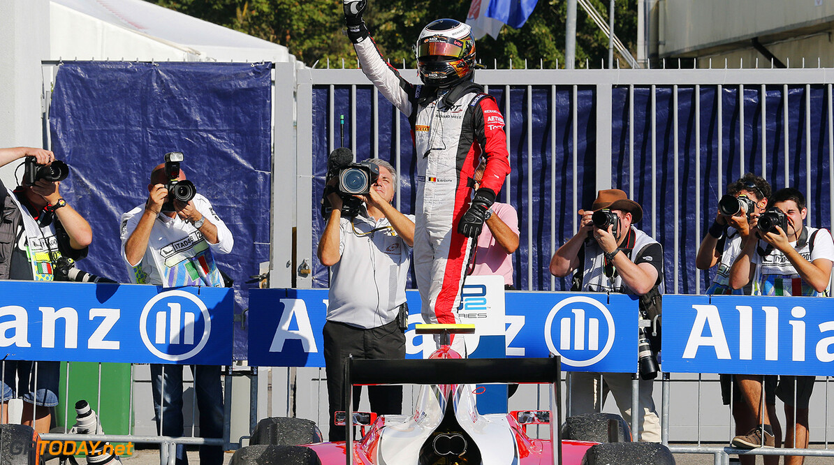 Vandoorne plakt er nog een seizoen in de GP2 aan vast