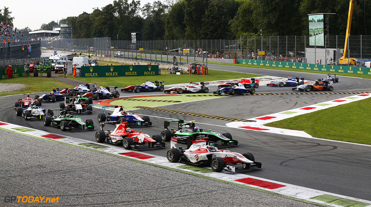 2014 GP3 Series. Round 7.  