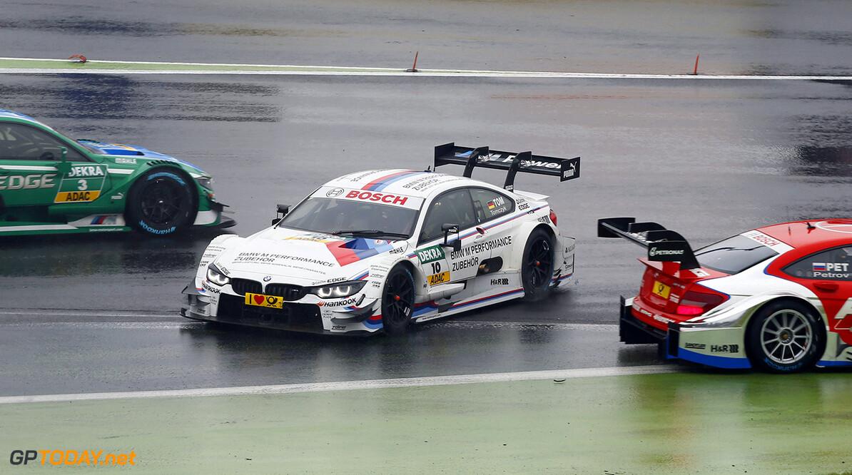 #10 Martin Tomczyk (GER, BMW Team Schnitzer, BMW M4 DTM)