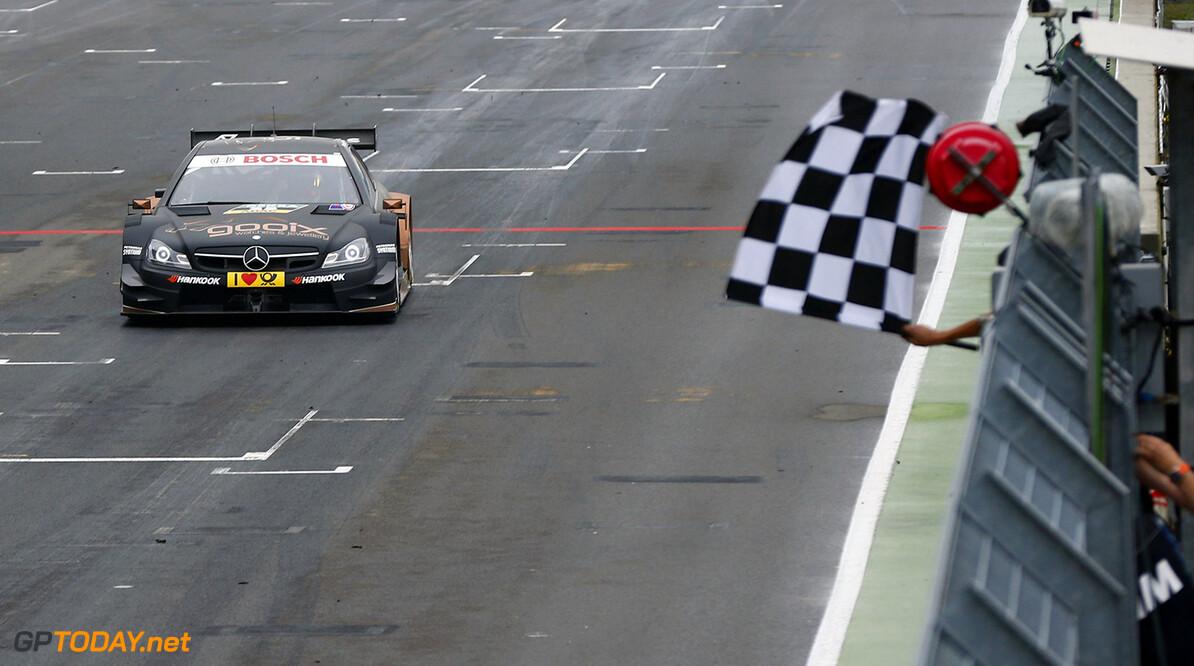 #25 Pascal Wehrlein (D, gooix Mercedes AMG, DTM Mercedes AMG C-Coupe)