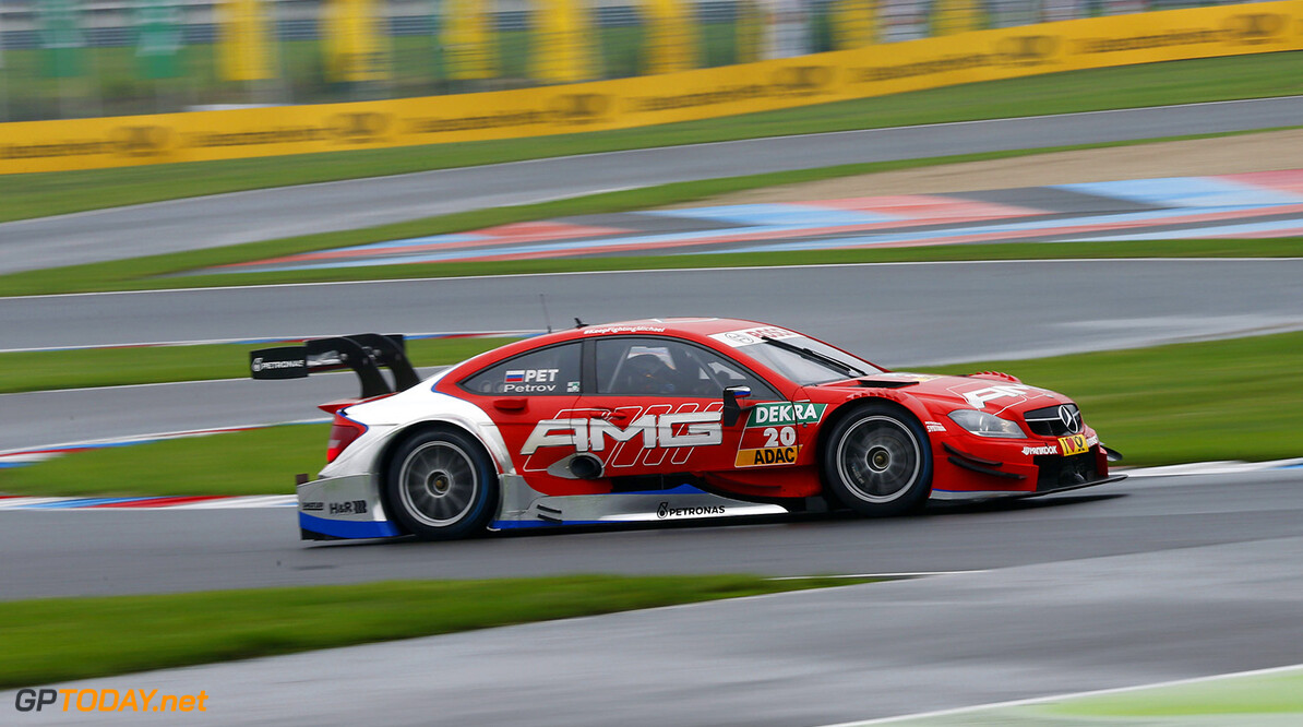 #20 Vitaly Petrov (RUS, Mercedes AMG, DTM Mercedes AMG C-Coupe)