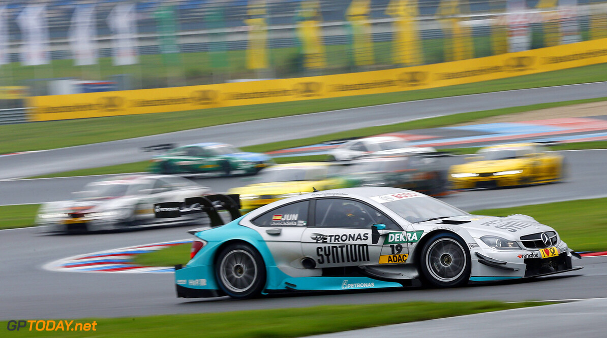 #19 Daniel Juncadella (E, Petronas Mercedes AMG, DTM Mercedes AMG C-Coupe)