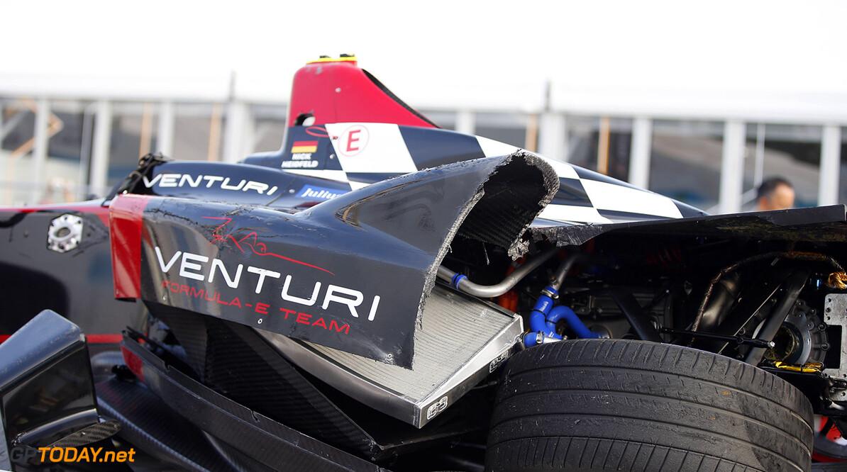 FIA Formula E -  Race Beijing E-Prix, China Saturday 13 September 2014.  Photo: Glenn Dunbar/LAT/ Formula E ref: Digital Image _89P2461  Glenn Dunbar